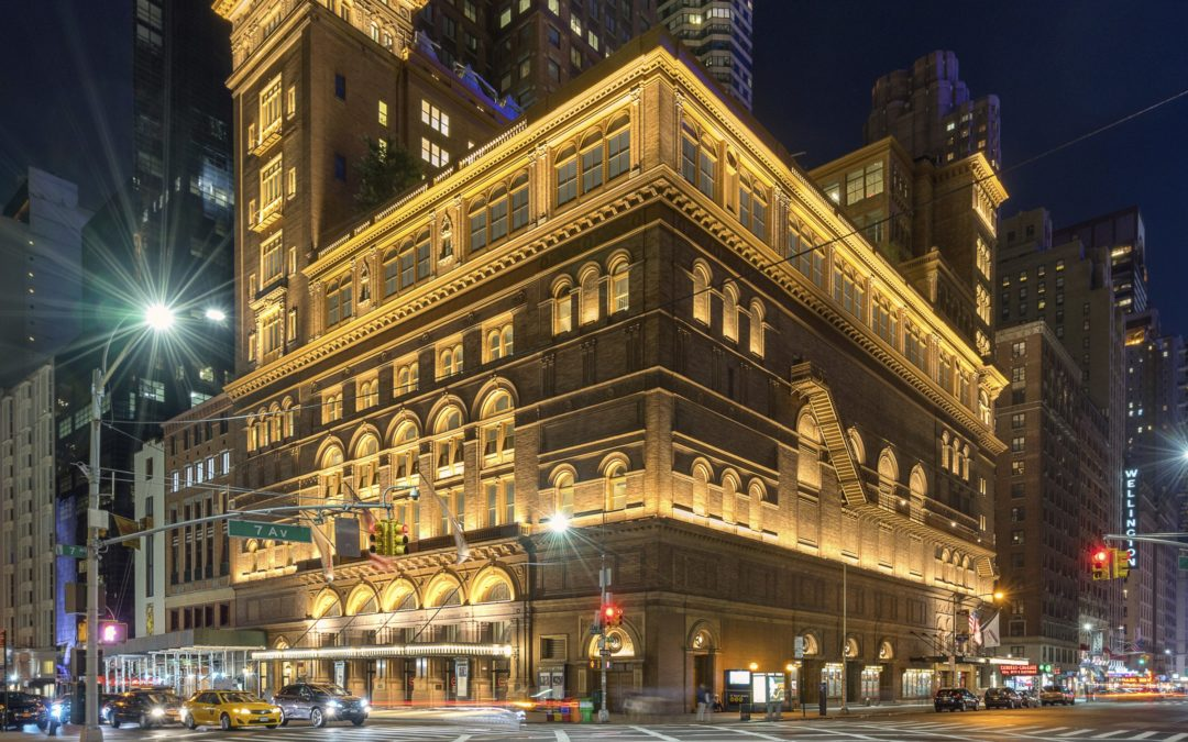 A Magical Night at Carnegie Hall
